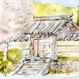 浄瑠璃寺 山門